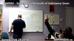 1 AHA MEDIA at  SANSU - Surrey Area Network of Substance Users meeting on Feb 29 2016 (19)