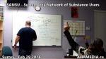 1 AHA MEDIA at  SANSU - Surrey Area Network of Substance Users meeting on Feb 29 2016 (19)
