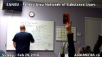 1 AHA MEDIA at  SANSU - Surrey Area Network of Substance Users meeting on Feb 29 2016 (21)