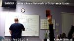 1 AHA MEDIA at  SANSU - Surrey Area Network of Substance Users meeting on Feb 29 2016 (21)