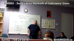 1 AHA MEDIA at  SANSU - Surrey Area Network of Substance Users meeting on Feb 29 2016 (22)