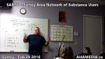 1 AHA MEDIA at  SANSU - Surrey Area Network of Substance Users meeting on Feb 29 2016 (23)