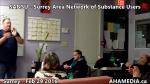 1 AHA MEDIA at  SANSU - Surrey Area Network of Substance Users meeting on Feb 29 2016 (24)