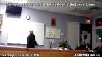 1 AHA MEDIA at  SANSU - Surrey Area Network of Substance Users meeting on Feb 29 2016 (26)