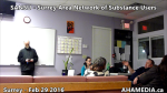 1 AHA MEDIA at  SANSU - Surrey Area Network of Substance Users meeting on Feb 29 2016 (27)