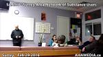 1 AHA MEDIA at  SANSU - Surrey Area Network of Substance Users meeting on Feb 29 2016 (27)