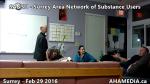 1 AHA MEDIA at  SANSU - Surrey Area Network of Substance Users meeting on Feb 29 2016 (29)