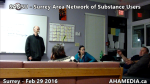 1 AHA MEDIA at  SANSU - Surrey Area Network of Substance Users meeting on Feb 29 2016 (30)