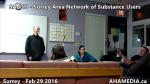 1 AHA MEDIA at  SANSU - Surrey Area Network of Substance Users meeting on Feb 29 2016 (30)