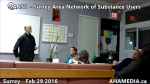 1 AHA MEDIA at  SANSU - Surrey Area Network of Substance Users meeting on Feb 29 2016 (31)