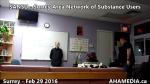 1 AHA MEDIA at  SANSU - Surrey Area Network of Substance Users meeting on Feb 29 2016 (35)