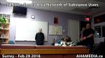 1 AHA MEDIA at  SANSU - Surrey Area Network of Substance Users meeting on Feb 29 2016 (36)