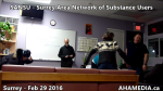 1 AHA MEDIA at  SANSU - Surrey Area Network of Substance Users meeting on Feb 29 2016 (37)