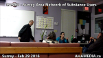1 AHA MEDIA at  SANSU - Surrey Area Network of Substance Users meeting on Feb 29 2016 (40)