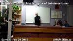 1 AHA MEDIA at  SANSU - Surrey Area Network of Substance Users meeting on Feb 29 2016 (5)