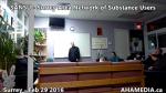 1 AHA MEDIA at  SANSU - Surrey Area Network of Substance Users meeting on Feb 29 2016 (6)