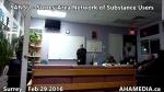 1 AHA MEDIA at  SANSU - Surrey Area Network of Substance Users meeting on Feb 29 2016 (7)