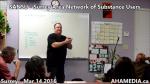 1 AHA MEDIA at SANSU Surrey Area Network of Substance Users meeting on Mar 14 2016 (13)