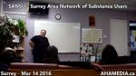 1 AHA MEDIA at SANSU Surrey Area Network of Substance Users meeting on Mar 14 2016 (4)