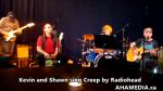 AHA MEDIA sees Kevin and Shawn sing Creep byRadiohead