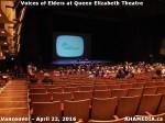45 AHA MEDIA at Voices of Elders in Queen Elizabeth Theatre, Vancouver on April 22 2016