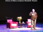 50 AHA MEDIA at Voices of Elders in Queen Elizabeth Theatre, Vancouver on April 222016
