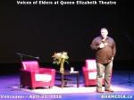 50 AHA MEDIA at Voices of Elders in Queen Elizabeth Theatre, Vancouver on April 22 2016