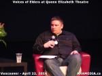 55 AHA MEDIA at Voices of Elders in Queen Elizabeth Theatre, Vancouver on April 22 2016
