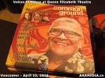 63 AHA MEDIA at Voices of Elders in Queen Elizabeth Theatre, Vancouver on April 22 2016