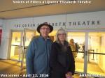 9 AHA MEDIA at Voices of Elders in Queen Elizabeth Theatre, Vancouver on April 22 2016