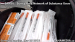 AHA MEDIA sees SANSU - Surrey Area Network of Substance Users do harm reduction in Langley on Mar 26 2016 (19)