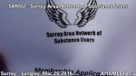AHA MEDIA sees SANSU - Surrey Area Network of Substance Users do harm reduction in Langley on Mar 26 2016 (30)