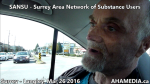 AHA MEDIA sees SANSU - Surrey Area Network of Substance Users do harm reduction in Langley on Mar 26 2016 (8)