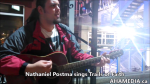 1 AHA MEDIA sees Nathaniel Postma singing Trails of Faith (2)