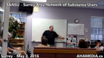 AHA MEDIA at SANSU Surrey Area Network of Substance Users meeting on May 2 2016 (35)