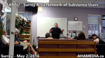 AHA MEDIA at SANSU Surrey Area Network of Substance Users meeting on May 2 2016 (36)