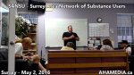 AHA MEDIA at SANSU Surrey Area Network of Substance Users meeting on May 2 2016 (38)