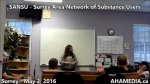 AHA MEDIA at SANSU Surrey Area Network of Substance Users meeting on May 2 2016 (9)
