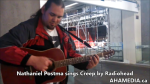 AHA MEDIA sees Nathaniel Postma singing Creep by Radiohead (1)