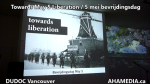 AHA MEDIA sees Towards May 5 Liberation  5 mei bevrijdingsdag by Irwin Oostindie on May 5 2016 in Vancouver  (1)