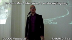 AHA MEDIA sees Towards May 5 Liberation  5 mei bevrijdingsdag by Irwin Oostindie on May 5 2016 in Vancouver  (10)