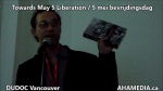 AHA MEDIA sees Towards May 5 Liberation  5 mei bevrijdingsdag by Irwin Oostindie on May 5 2016 in Vancouver  (19)