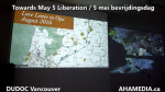 AHA MEDIA sees Towards May 5 Liberation  5 mei bevrijdingsdag by Irwin Oostindie on May 5 2016 in Vancouver  (2)