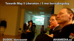AHA MEDIA sees Towards May 5 Liberation  5 mei bevrijdingsdag by Irwin Oostindie on May 5 2016 in Vancouver  (39)