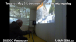 AHA MEDIA sees Towards May 5 Liberation  5 mei bevrijdingsdag by Irwin Oostindie on May 5 2016 in Vancouver  (60)
