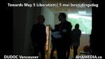 AHA MEDIA sees Towards May 5 Liberation  5 mei bevrijdingsdag by Irwin Oostindie on May 5 2016 in Vancouver(64)