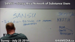 SANSU - Surrey Area Network Substance Users Meeting on Jul 25 2016 (4)