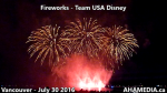 AHA MEDIA at Fireworks from Team USA Disney at Honda Celebration of Light 2016 in Vancouver (1)