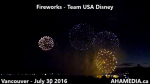 AHA MEDIA at Fireworks from Team USA Disney at Honda Celebration of Light 2016 in Vancouver (5)