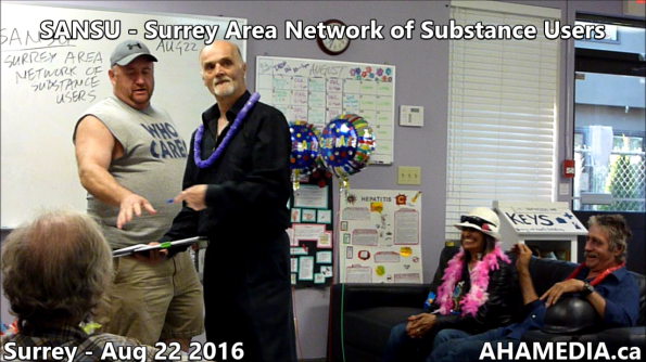 SANSU Surrey Area Network of Substance Users meeting on Aug 22 2016 (11)
